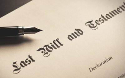 Do You Have A Will? You Should. Is It Updated? It Should Be.